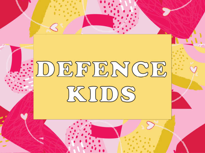 Information about defence kids