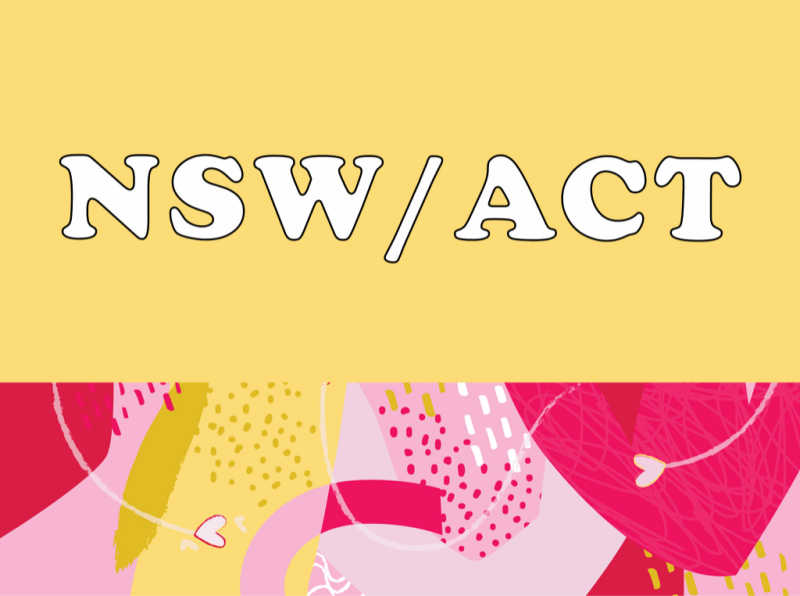 NSW ACT Defence info