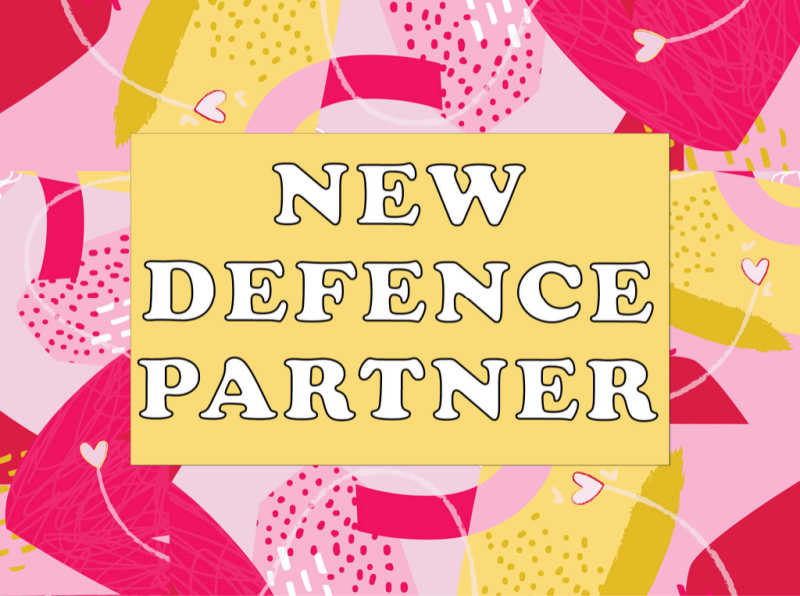 Information for new defence partners