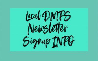 DMFS Newsletter Contact List